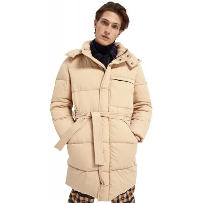 Fake Down Long Puffer Jacket (158280.0137)