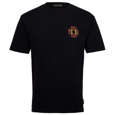 Embroidered Logo Artwork Tee (158550.8)