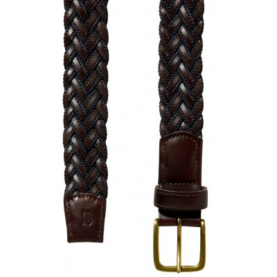 Braided Leather Belt (158700.217)