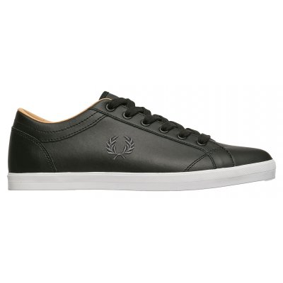 Black Sneaker Leather (B6158.102)