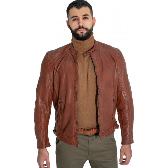 Leather Jacket (M0011751.041)