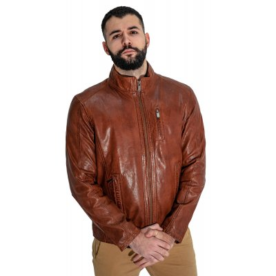 Leather Jacket (M011661.044)