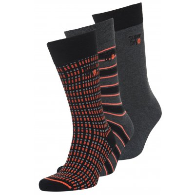 Boxed City Sock Triple Pack (SD0APM3100002A000000.U6F)