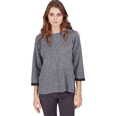 LONGSLEEVE TILSE SWEATSHIRT GREY (96416W017)