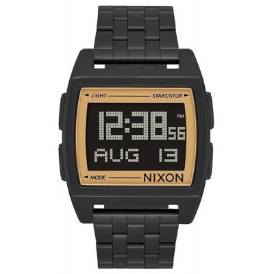 Nixon Base All Black Gold (A1107-1031-00)