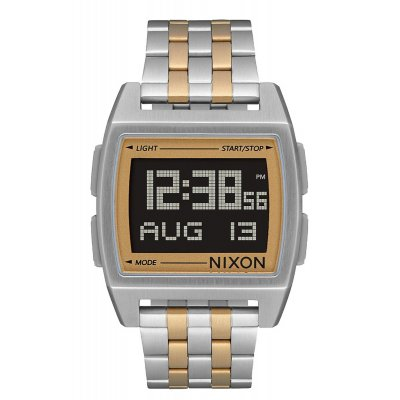 Nixon Base Silver Light Gold (A1107-1431-00)