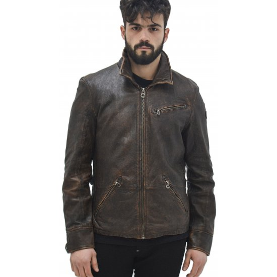 Orson Leather Jacket (M0009507)