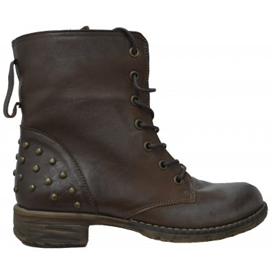 WOMEN'S ECO LEATHER BOOTS (130021)